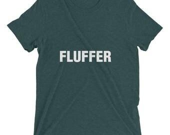 Fluffer Professional Novelty Humorous Short sleeve t-shirt