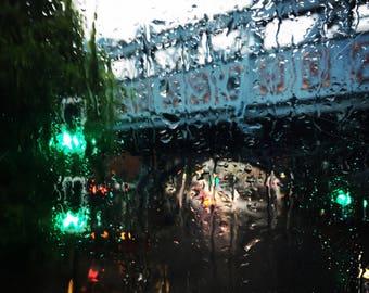 London street photography-Rain Photography