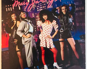 Mary Jane Girls 1983 Vinyl LP - Rick James Produced - Motown Records