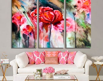 Flowers Wall Art 452
