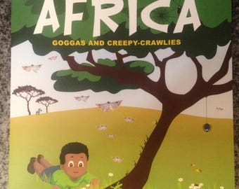 Honey Tales Africa Book 2 Goggas and Creepy-Crawlies