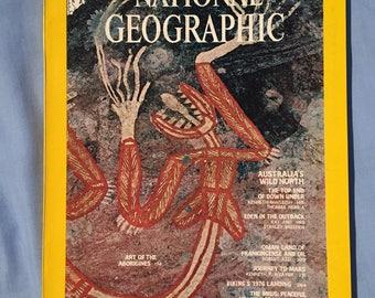 National Geographic Magazine: February 1973