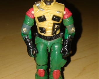 G. I. Joe Action Figure Lift-Ticket (v.1) 1986