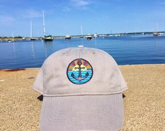 Anchor - Unstructured Dad Hat
