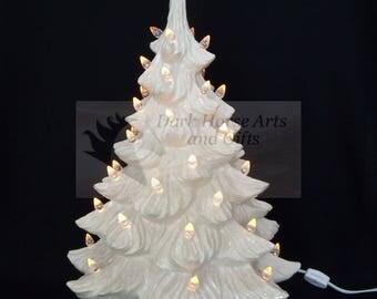 Christmas Tree Lights With Music Box