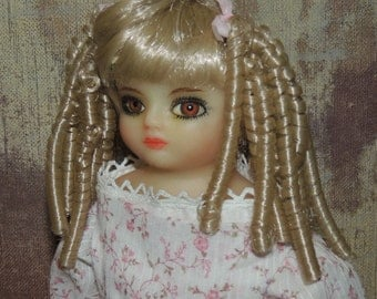 Vtg WAX Doll Limited Edition of 10
