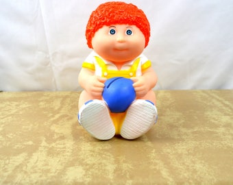 Vintage 80s Cabbage Patch Kid Bank