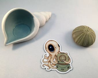 Under the Sea, Octopus Magnets Free Shipping!!!