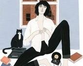 Patti Smith (print)