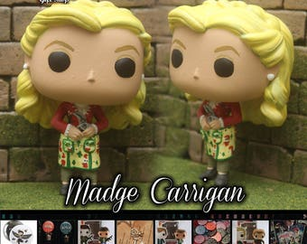 Supernatural Pagan God Madge Carrigan - Custom Funko pop toy