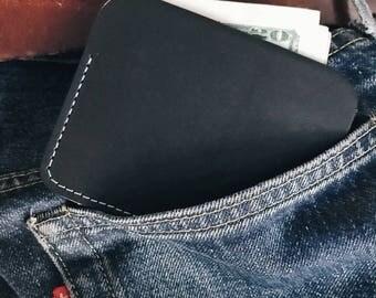 Jo Wallet. LEATHER Wallet. Leather Card Case. Credit Card Case. Card Holder. Leather Business Card Holder
