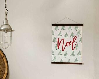 Advent, Advent Decor, Christmas Decor, Christmas, Holiday, Print, Noel, Christmas Carol, Faith Print, Inspirational Print,