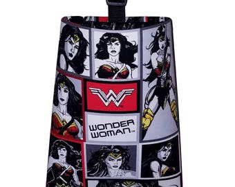 Car Trash Bag - Wonder Woman - Princess of the Amazons