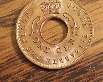 1959 East Africa  Cent  *feb18