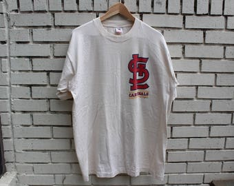 Vintage 1993 ST. LOUIS CARDINALS Shirt size xl x-large mlb baseball missouri mo sports athletic shirt