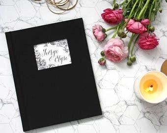 Personalised Wedding Planner Custom Book Organizer Diary DIY