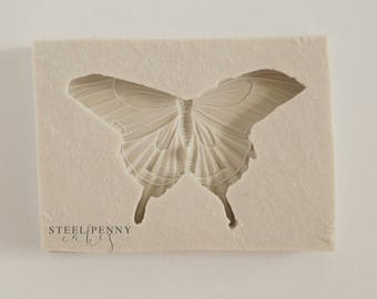Butterfly Silicone Mold for fondant and gumpaste cake decorating