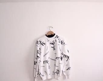Graphic Mickey 90s Sweatshirt