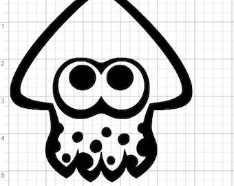 Splat Squid