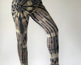 TD0018 Women's Tie Dyed Yoga Pants and Leggings,perfect for yoga super comfort, tiedye