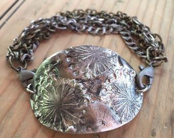 Dandelion Wishes Bracelet