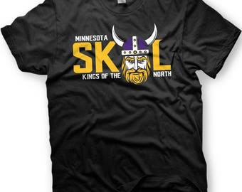 SKOL shirt - Minnesota Football Shirt