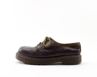 Vintage 90s Dr Martens   1561/34 Docs   Made in England   Size US Men's 10.5  EU 43 - 44 UK 10