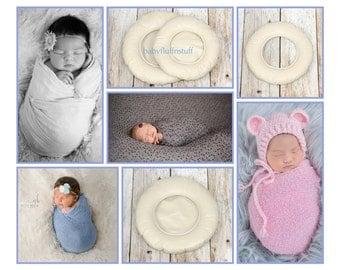 Nest/Donut Poser Pillow
