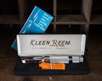 Vintage 1960's Kleen Reem Pipe Tool.