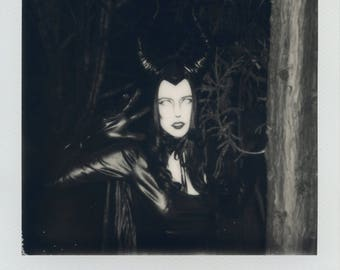 Krampus Polaroid 3
