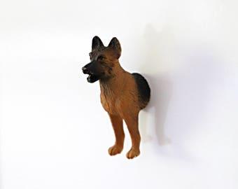 "Fridge Magnet ""German Shepherd"""