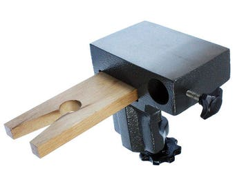 Clamp On Anvil with V-Slot Bench Pin (BP1050)