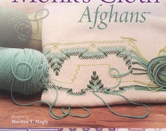 Learn to Make Monk's Cloth Afghans    (Out of Print)