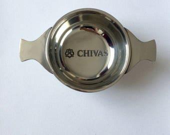 Pewter Quaich, Chivas Regal Quaich
