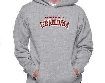Softball Grandma Hoodie