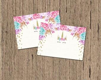 Printable Birthday Stationery Paper ~ Printable food label etsy