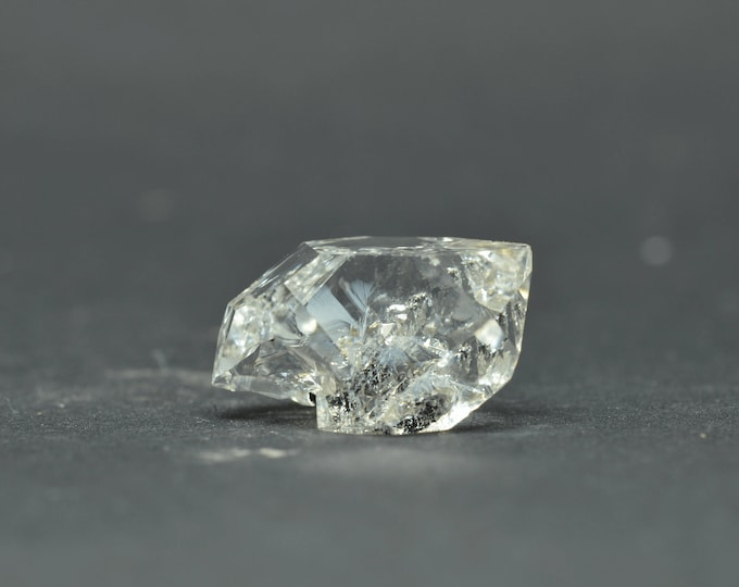 Featured listing image: Enhydro Herkimer Diamond Quartz LARGE SIZE  - HD06