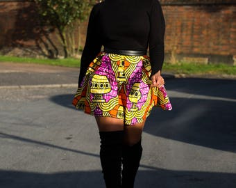 SO LONDON Skater Skirt