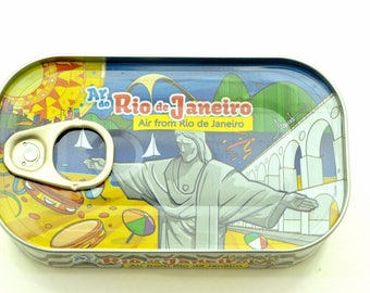 Canned Air from Rio de Janeiro