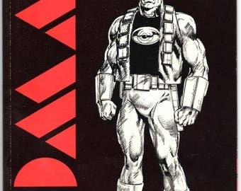 OMAC 1 of 4 DC Comics 1991 John Byrne