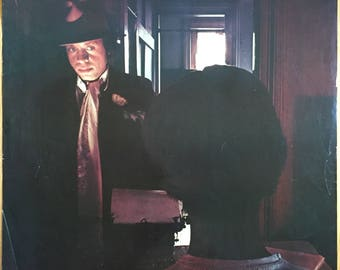 Garland Jeffreys Poster Ghost Writer A&M Records 1977