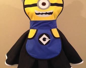 Minions - Minions cosplay - Cosplay Apron - Retro apron