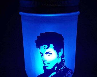 Prince Lantern - Candle Holder - Battery Operated Light Included