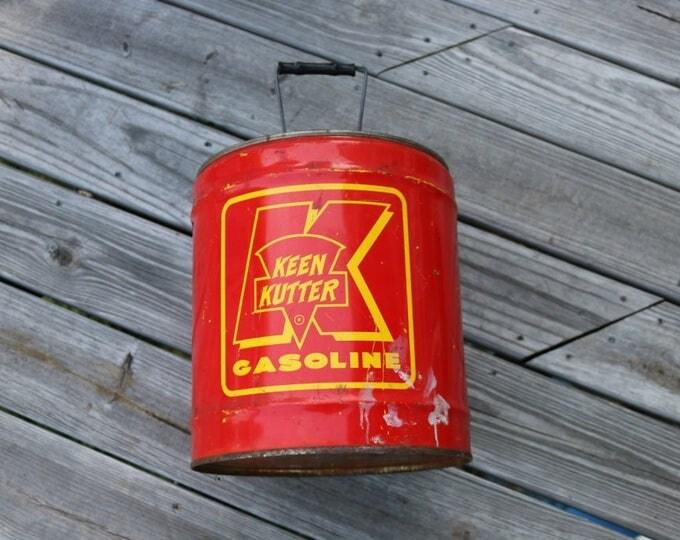 Keen Kutter 5 gallon gas can