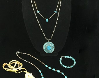 Native American Turquoise Collection