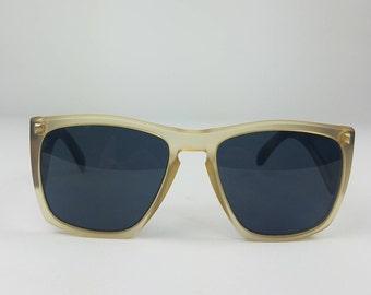 Retro Translucent Classic Wayfarer Sunglasses