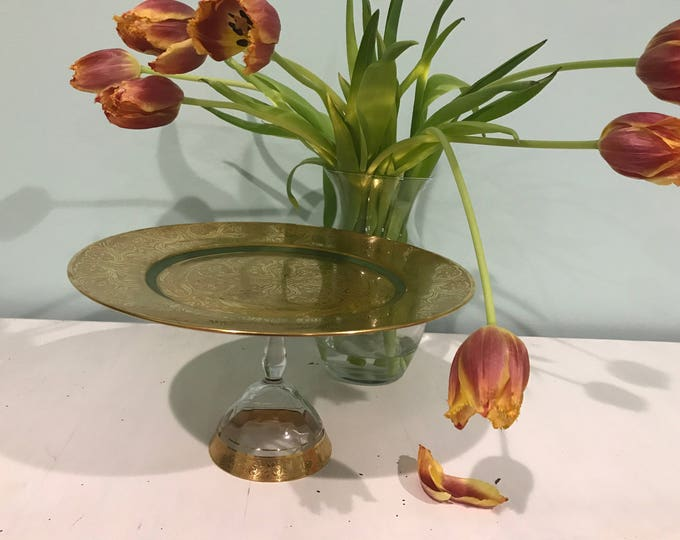 LIVEstyle Limited Edition Gold Cake Stand
