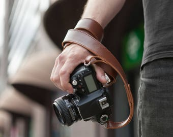 Leather camera straps personalized camera leather strap for camera dslr camera strap custom camera strap nikon camera strap photography gift