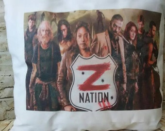 Z Nation Pillow