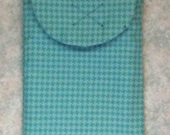 Choice of a cell phone or glasses (or pens) fabric cases